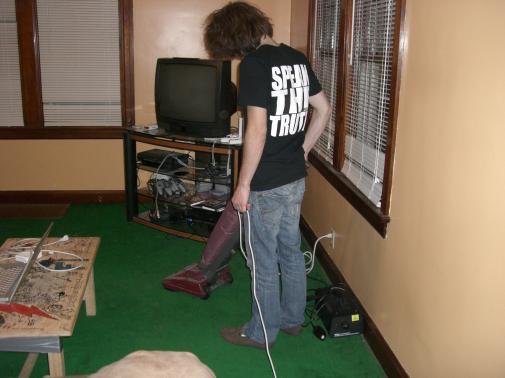 Nick Sweeping