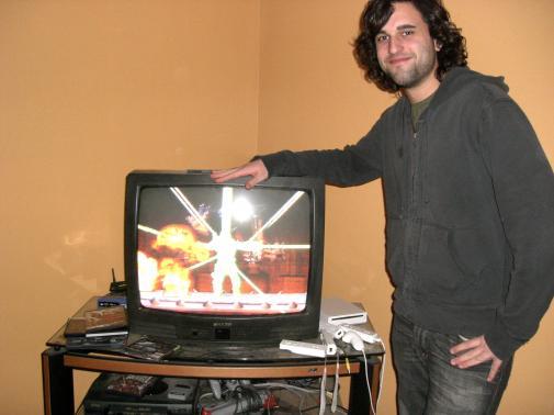 Seth Beats Mortal Kombat 2