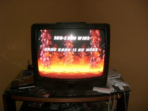 Seth Beats Mortal Kombat 3