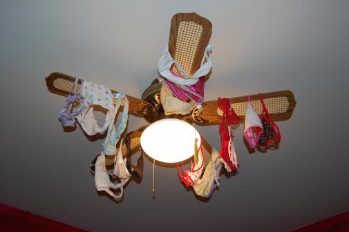 underwear fan